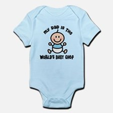 Best Chef Dad Infant Bodysuit