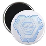Flurry Snowflake IV Magnet