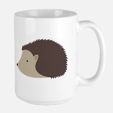 Cartoon Porcupine Mug