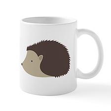 Cartoon Porcupine Small Mug
