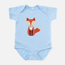 Cartoon Fox Body Suit