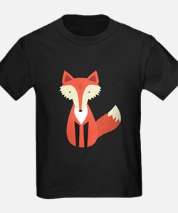 Cartoon Fox T-Shirt