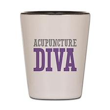Acupuncture DIVA Shot Glass