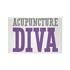 Acupuncture DIVA Rectangle Magnet