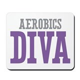 Aerobic diva Classic Mousepad