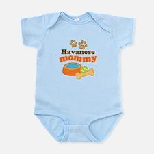 Havanese Mommy Infant Bodysuit