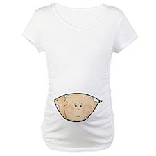 Baby Peeking Shirt