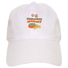 Chihuahua Mommy Baseball Cap