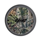 Duck hunting clock Wall Clocks