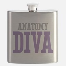 Anatomy DIVA Flask