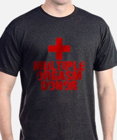 Multiple Orgasm Donor T-Shirt