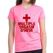 Multiple Orgasm Donor Tee