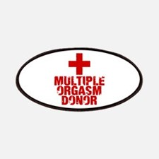 Multiple Orgasm Donor Patches