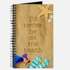 Rather be at Beach Journal
