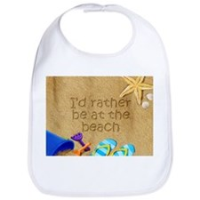 Rather be at Beach Bib