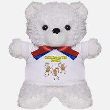 Kindergarten Rocks Teddy Bear