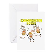 Kindergarten Rocks Greeting Cards (Pk of 20)