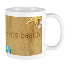 Rather be at Beach Mug
