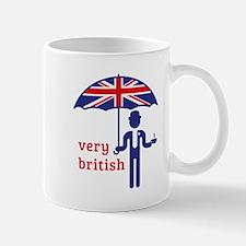 Very British Gentleman Tasse