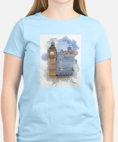London Ash Grey T-Shirt
