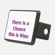 There is a chance this is wine Mug Hitch Cover