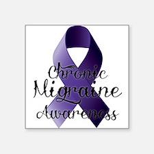 Chronic Migraine Awareness Sticker