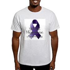Retinal Migraine Awareness T-Shirt