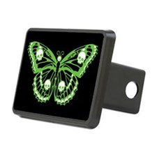 Poison Butterfly Hitch Cover