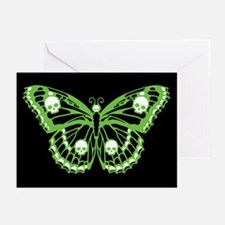 Poison Butterfly Greeting Cards (Pk of 20)