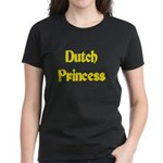 Dutch Princess Women's Dark T-Shirt