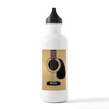 guitar1 Water Bottle