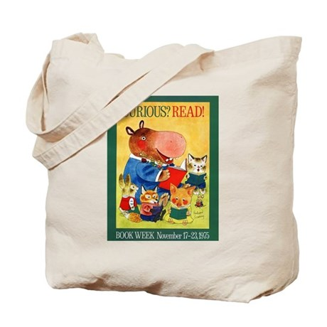 1975 Children's Book Week Tote Bag