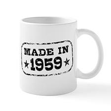 Made In 1959 Mug
