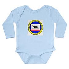 Alumni/Historic Long Sleeve Infant Bodysuit