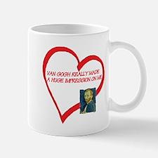 I Love Van Gogh Mug