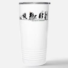 Evolution of a Corpsmember Travel Mug