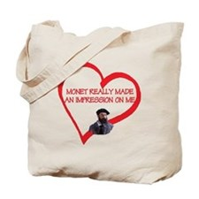 I Love Monet Tote Bag