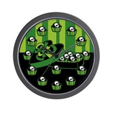Poison Valentine Candy Wall Clock