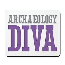 Archaeology DIVA Mousepad