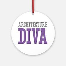 Architecture DIVA Ornament (Round)