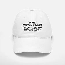 If my Tibetan Spaniel Baseball Baseball Cap
