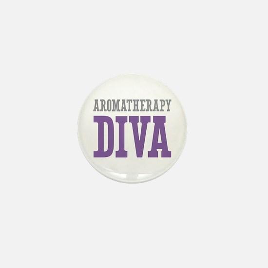 Aromatherapy DIVA Mini Button