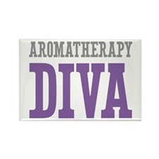 Aromatherapy DIVA Rectangle Magnet (100 pack)