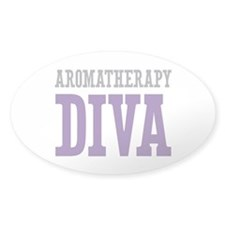 Aromatherapy DIVA Decal