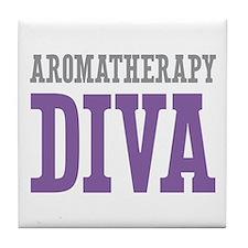 Aromatherapy DIVA Tile Coaster