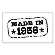 Made In 1956 Decal