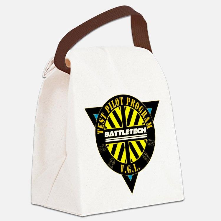 VGLTPLogo Canvas Lunch Bag