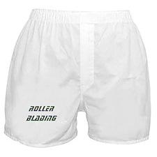 Roller Blading Boxer Shorts