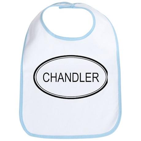 Chandler Oval Design Bib