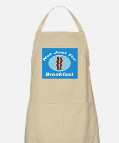 Not Just For Breakfast Bacon Apron